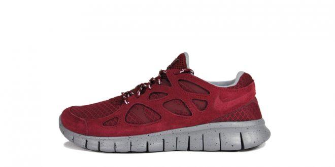 Nike Free Run  2 (team red) 537732 660 - jetzt bei stickabush.com/ STAB Berlin.
