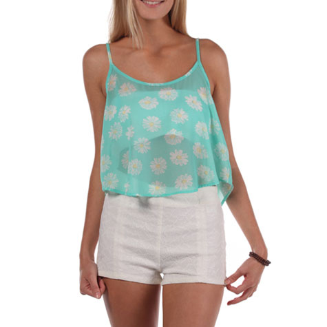 Mooloola Punching Daisy Top | $19.00 was $29.99 | City Beach Australia
