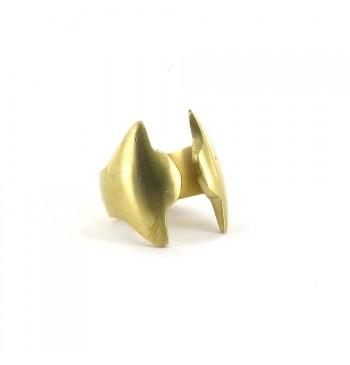 Kalaa Cast Ring - Rings - Jewellery Made UK