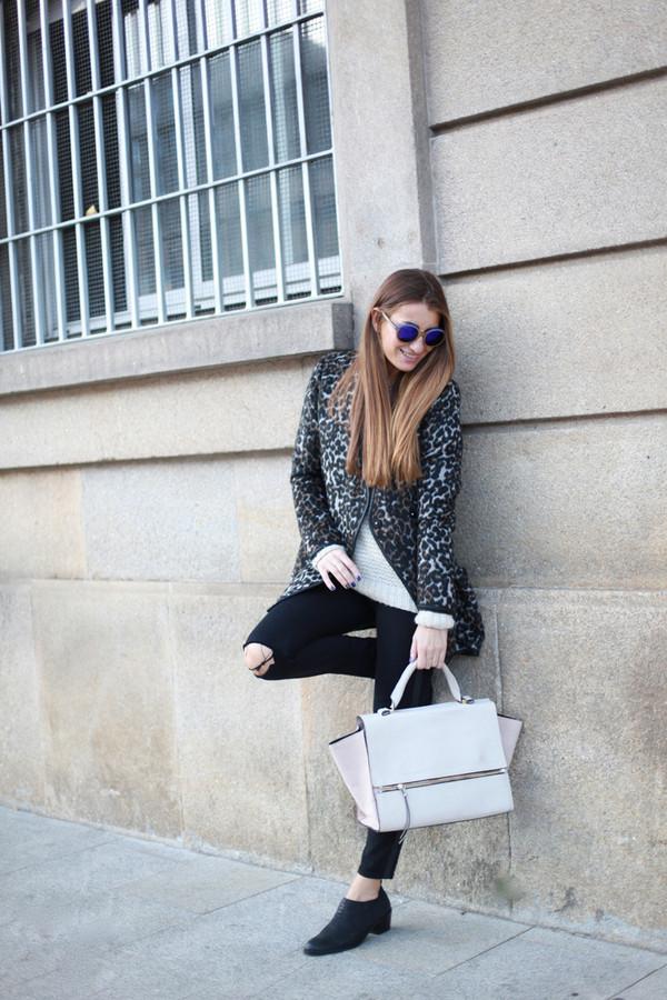 b a r t a b a c shoes coat pants sunglasses bag jewels