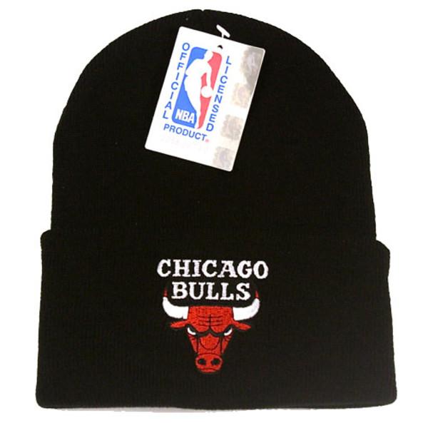 hat chicago bulls beanie
