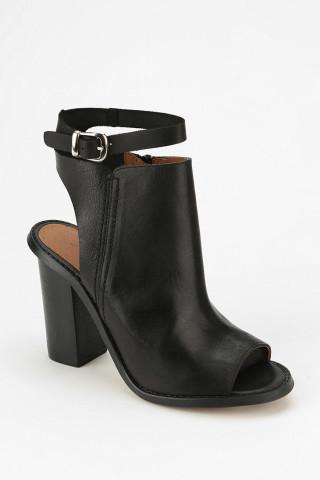 Sixtyseven Layla Cutout Peep-Toe Heel | Keep.com