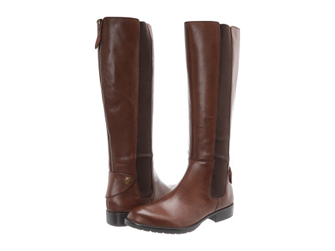 Franco Sarto Tahini Cocoa Brown Leather - Zappos.com Free Shipping BOTH Ways