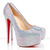 Christian Louboutin Daffodile 160mm Aurora Boreale Pumps, cheap Christian Louboutin Daffodile 160mm
