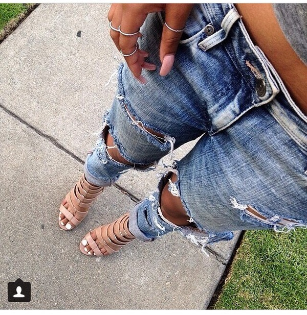 jeans shoes skinny