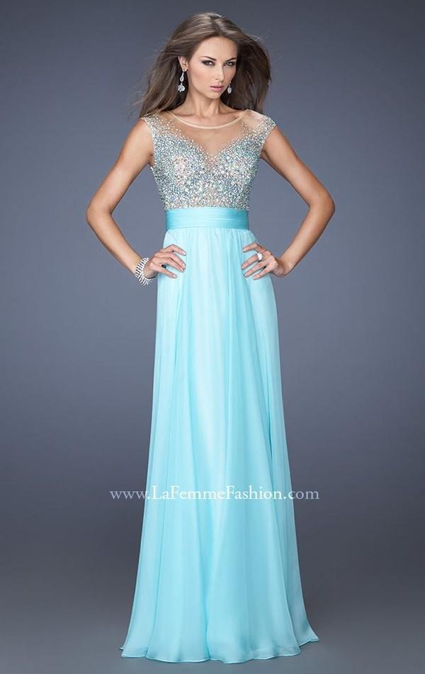 dress long chiffon long prom dress