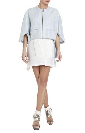 Runway Elita Miniskirt   BCBG