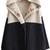 Navy Hooded Long Sleeve Tribal Embroidery Sweater Coat - Sheinside.com