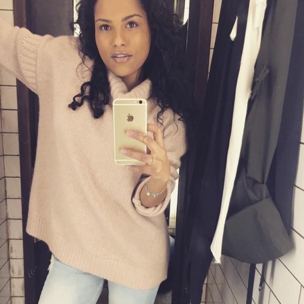 sweater cashmere fashion