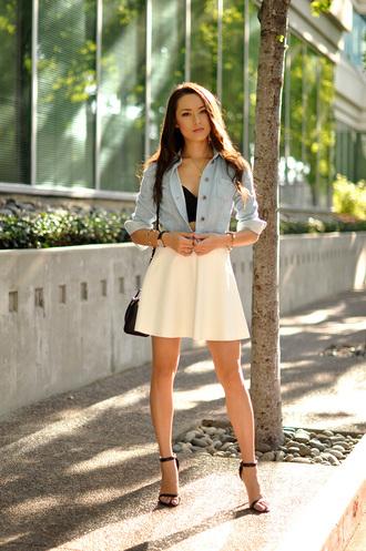 hapa time top jeans jacket skirt shoes bag jewels