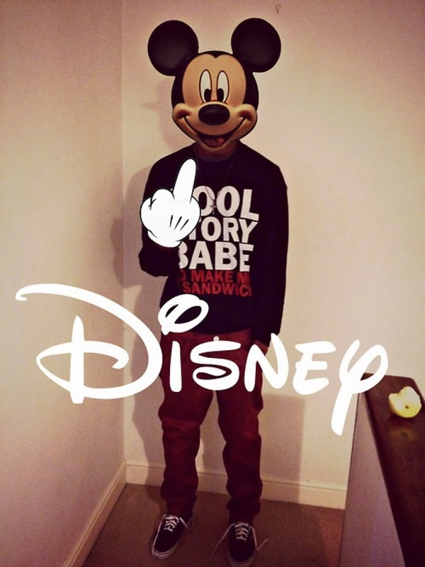shirt mickey mouse