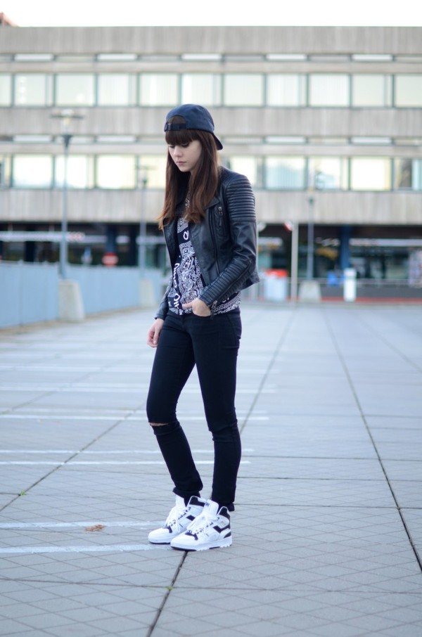 lovely by lucy t-shirt jeans jacket