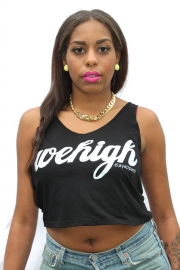 WE HIGH Crop Top | Elay Apparel | Neonadults