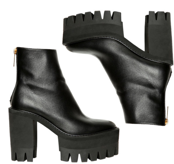 shoes black boots blackboots combat boots