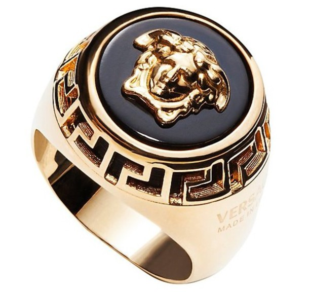 Jewels versace ring the bling ring gold gold ring Whereto