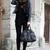Un paio di Giuseppe Zanotti leopardate e tanta pelle - Irene's Closet - Fashion blogger outfit e streetstyle