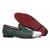 Christian Louboutin Rollergirl Tartan Canvas Womens Flat Shoes