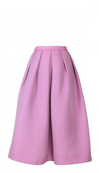 Simona Jacquard Full Skirt | Shop | Tibi