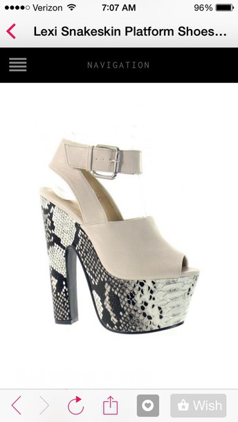 wedges chunky sole