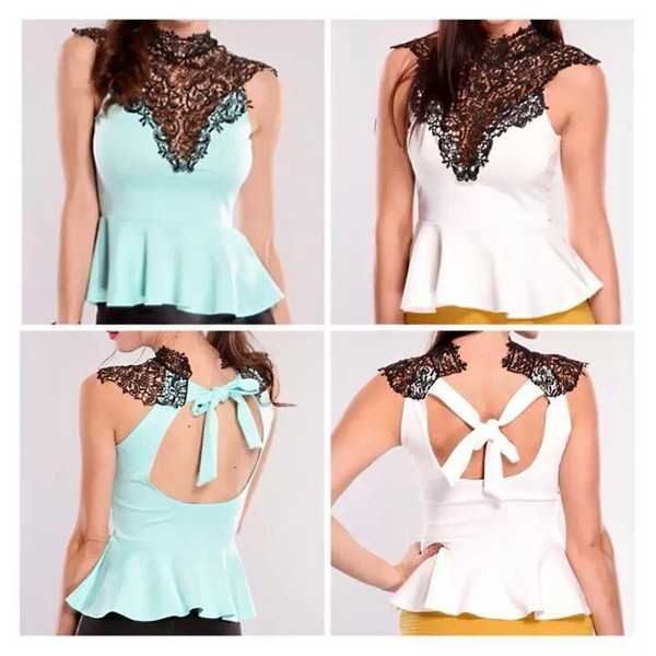 blouse same color