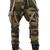 Balmain Camouflage Cargo Pants  |  UpscaleHype