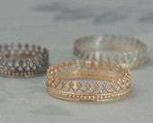 crown ring on Etsy, a global handmade and vintage marketplace.