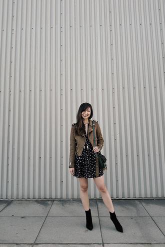 fresh fizzle blogger dress jacket belt