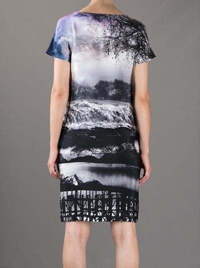 Mary Katrantzou 'wisherman' Shift Dress - Bernardelli - Farfetch.com