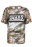 SHADE Short Sleeved Printed T-shirt - 'Liquid Gold' – SHADE London