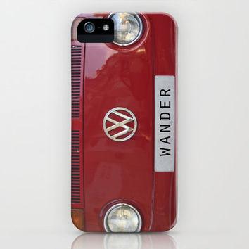 Wander wolkswagen. Summer dreams iPhone & iPod Case by Guido Montañés on Wanelo
