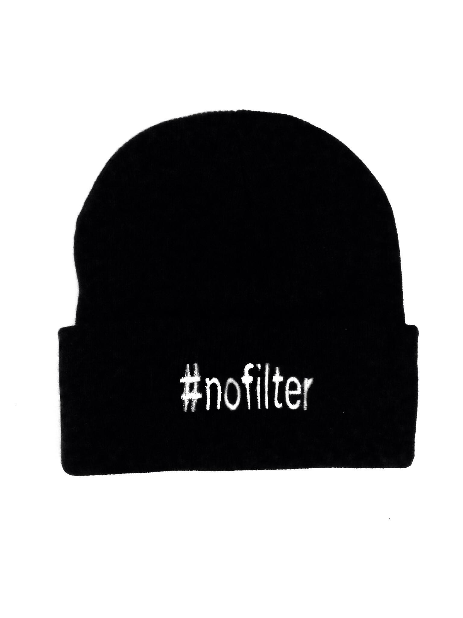 #nofilter beanie | No Worries Boutique