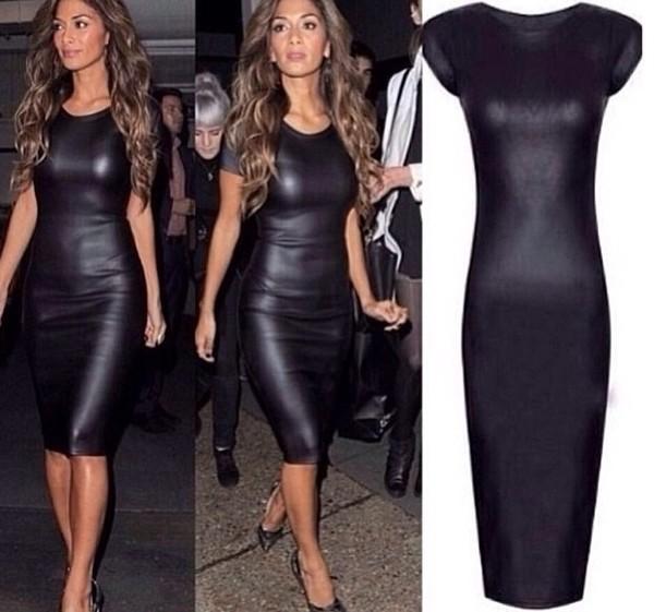 dress black dress black