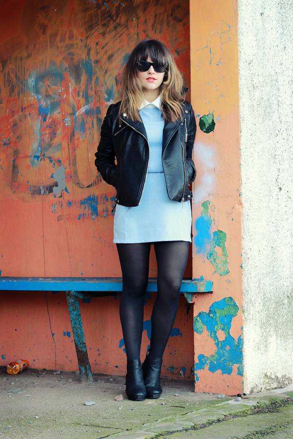 the little magpie dress t-shirt jacket shoes