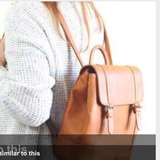 bag backpack blackbag mini backpack/rucksack important please!!