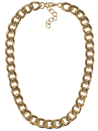 Chain Necklace - Nly Accessories - Gold - Jewellery - Accessories - Women - Nelly.com