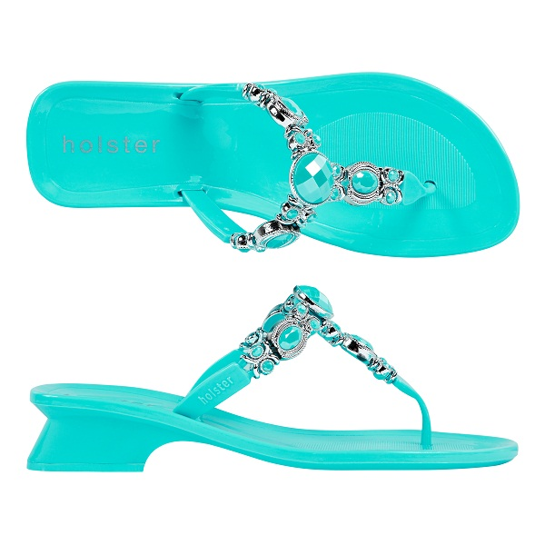 Holster Fashion HST94 SEYCHELLES JELLY WEDGE -