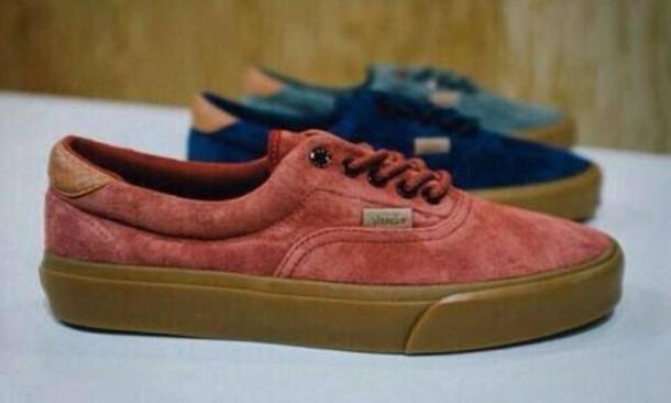 shoes vans sneakers blue sneakers swag shoe