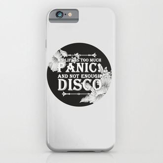 phone cover panic at the disco phone