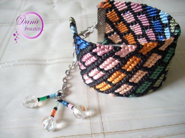 jewels handmade colorful bracelets friendship bracelet