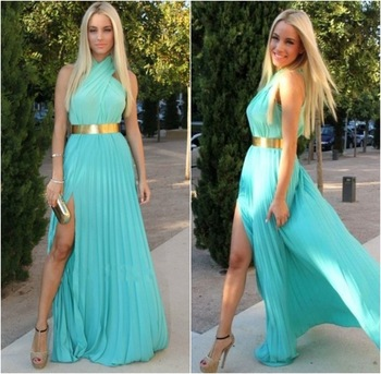 Aliexpress.com : Buy Hot Selling Bright Yellow Mermaid Evening Dresses With Long Slit Crystal Beaded Backless Prom Gowns 113726 from Reliable evening and party dresses suppliers on Suzhou babyonline dress Factory