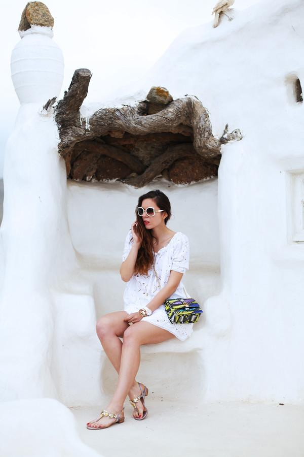 irene closet sunglasses dress bag shoes