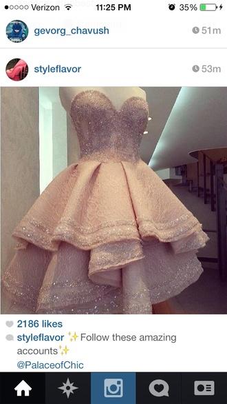 dress ballerina sparkle
