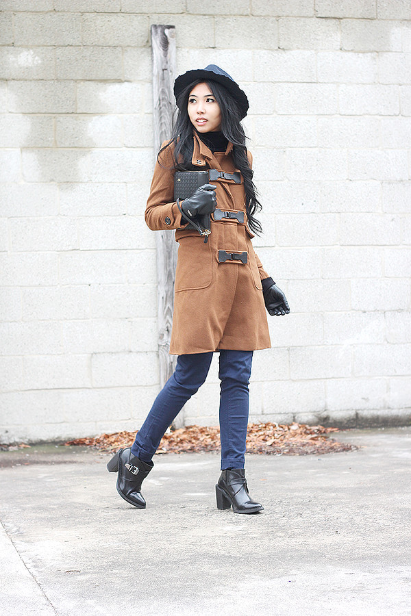 fashion of a novice coat shoes hat
