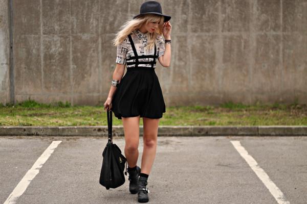 saraluxe shirt skirt