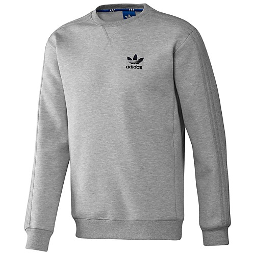 adidas Sport Crew Fleece Sweatshirt