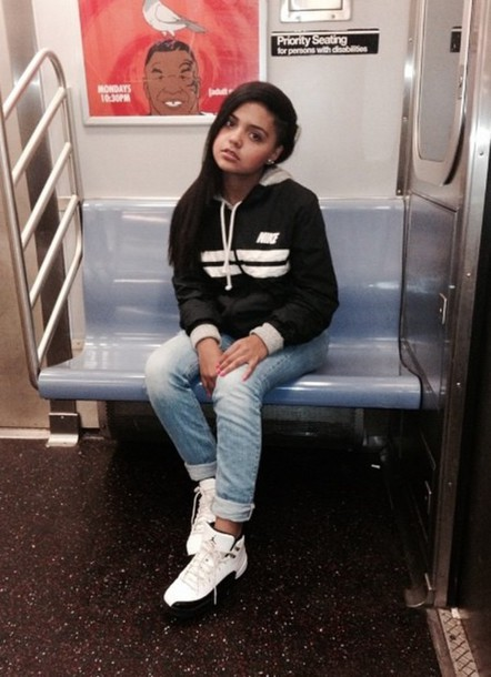 hoodie nike air jordans jeans urban