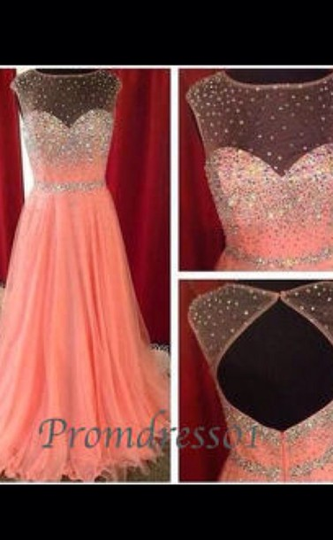 dress prom dress prom dress pink dress style prom gown prom