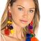 Nannacay killa earrings in multi from revolve.com