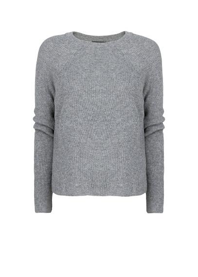 MANGO - PRENDAS - Cardigans y jerseis - Jersey canalé textura