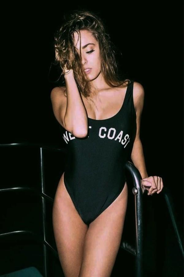 swimwear swimwear west coast one piece swimsuit